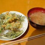里山子料理:4月