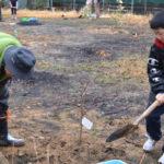 3月18日:里山子果樹園