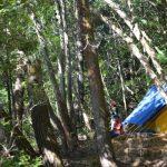 自然体験キャンプ(2012)