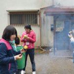 里山子料理(2012.11.18)