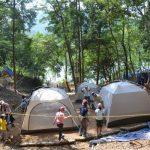 2013自然体験キャンプ