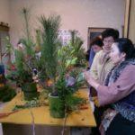 里山カルチャー教室:正月飾りづくり