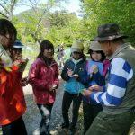 自然体験活動指導者養成研修(2014.5.10~11)
