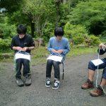 自然体験活動指導者ステップアップ研修(2014.6.22)