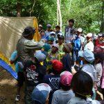 自然体験キャンプ(2014.8.7~10)