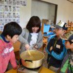 里山子料理(2015.2.15)