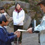 自然体験学習会:五感で楽しむ里山の12ヶ月(2015.12.20)