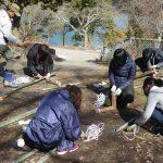 自然体験指導者養成研修:2日目(2016.2.7)