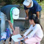 自然体験学習会:五感で楽しむ里山の12ヶ月(2017.8.20)