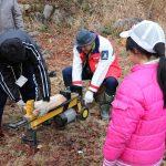 自然体験学習会:五感で楽しむ里山の12ヶ月(2018.1.21)