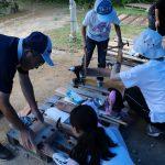 自然体験学習会:五感で楽しむ里山の12ヶ月(2018.8.19)