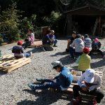 自然体験学習会:五感で楽しむ里山の12ヶ月(2018.10.21)