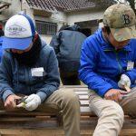 自然体験学習会:五感で楽しむ里山の12ヶ月(2018.12.16)