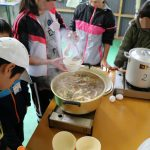 里山子料理(2019.1.20)