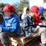 自然体験学習会:五感で楽しむ里山の12ヶ月(2019.12.15)