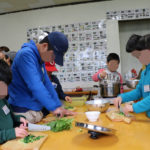 里山子料理(2020.1.19)
