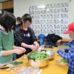里山子料理(2020.2.15)
