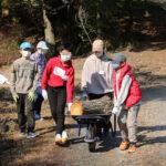 自然体験学習会:五感で楽しむ里山の12ヶ月(2021.2.21)